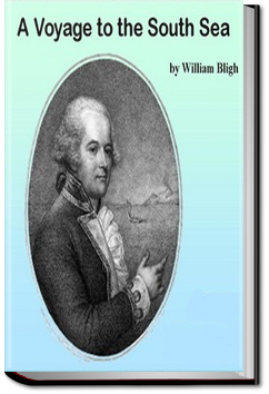 A Voyage to the South Sea by William Bligh