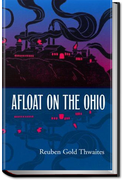 Afloat on the Ohio by Reuben Gold Thwaites