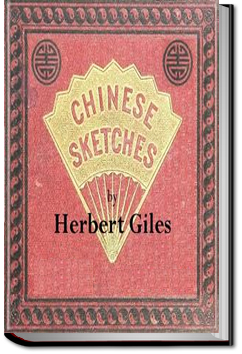 Historic China, and Other Sketches by Herbert Allen Giles