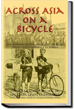 Across Asia on a Bicycle by Thomas Gaskell Allen and William Lewis Sachtleben