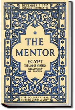 The Mentor: Egypt, The Land of Mystery by Dwight Elmendorf
