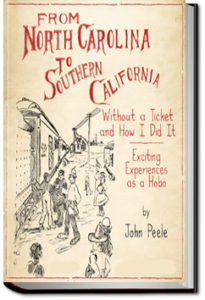 From North Carolina to Southern California by John Peele