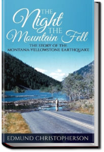 The Night the Mountain Fell by Edmund Christopherson