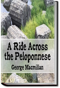 A Ride Across the Peloponnese by George MacMillan