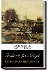 Some Winter Days in Iowa by Frederick John Lazell